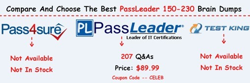 PassLeader 150-230 Exam Questions[34]