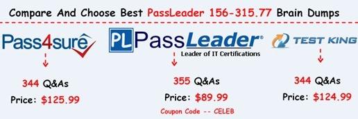 PassLeader 156-315.77 Brain Dumps[17]
